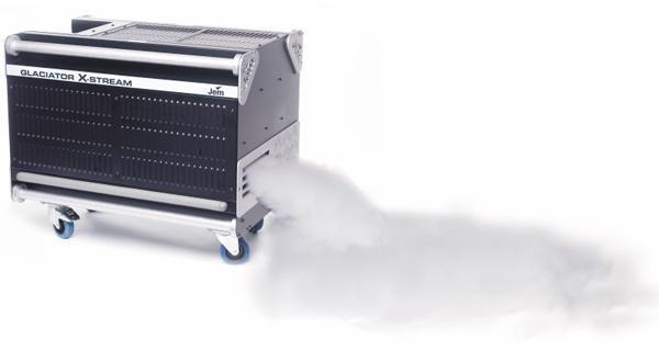 Maszyna ciężkiego dymu Jem Glaciator Extreme