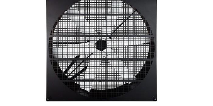 Sceniczny wiatrak LED