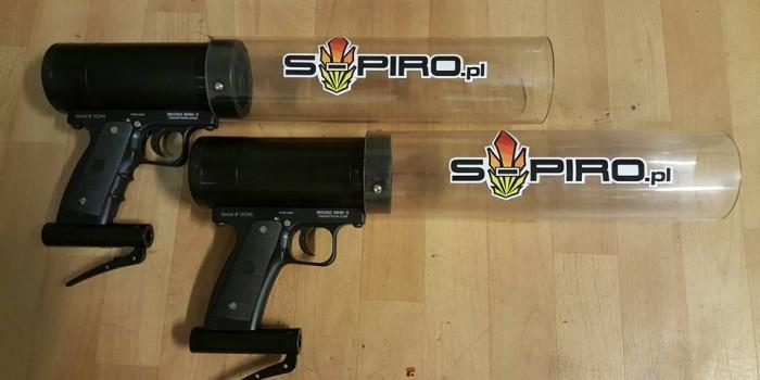 Pistolety do wystrzeliwania gadżetów reklamowych – Nasz najnowszy zakup!