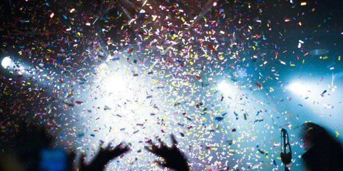 Profesjonalne pokazy confetti