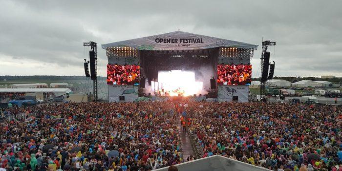 Kolejna edycja dużego wydarzenia muzycznego już za nami – Open'er Festiwal 2016.