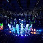 Gala Eska Music Awards 2017 z efektami specjalnymi od S-PIRO
