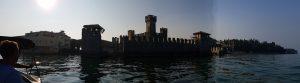 zamek w Sirmione